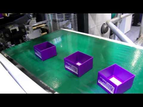 HM ZD2418 Automatic Jewellery box making machine