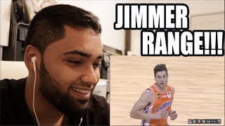 JIMMER FREDETTE SCORES 41 POINTS HIGHLIGHTS REACTION! JIMMER RANGE! Sharks vs Rockets!
