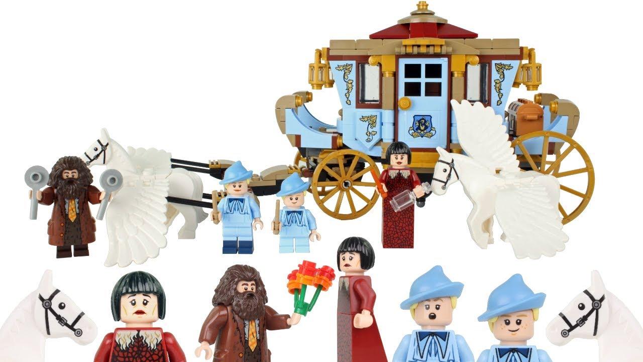 NEW LEGO FLEUR DELACOUR MINIFIG minifigure harry potter 75958 2019 release