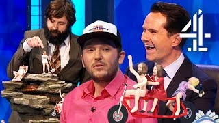 Sean, Jimmy & Jon Nude on Joe Wilkinson's Fountain? | Mascots Pt 1 | 8 Out of 10 Cats Does Countdown