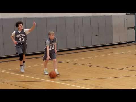 Frontier Middle School vs Spanaway Middle School
