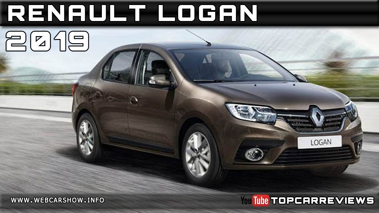 Dacia Duster 2018 Interior >> 2019 RENAULT LOGAN Review Rendered Price Specs Release Date - YouTube