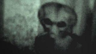 REAL Alien filmed near Mexican Border