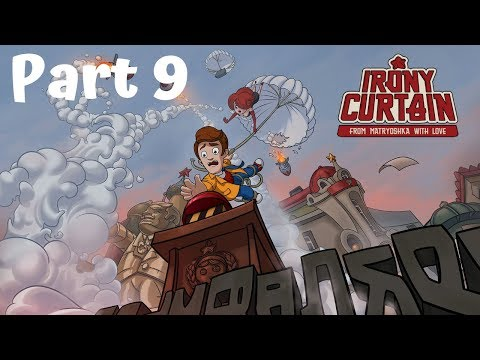 Irony Curtain: From Matryoshka With Love Walkthrough Part 9 - Chapter 3 The Disguise