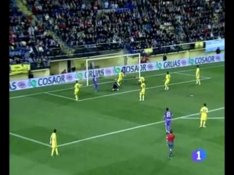 Liga 2008-2009. J12: Villarreal 0 - 3 Valladolid {NCL}