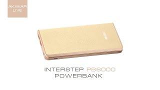 Обзор InterStep PB6000