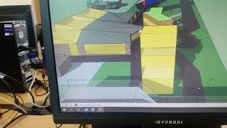 Musselberg Parking Garage (Complete model)