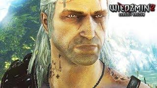 Geralt Gołodupiec po Imprezie  Wiedźmin 2 Złe Wybory E06