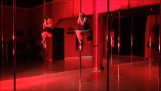 The Weeknd Adaptation Pole Dance Freestyle