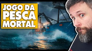 NÃO PESQUEI NADA NA PESCA MORTAL | Deadliest Catch: The Game (Gameplay) #deadliestcatch