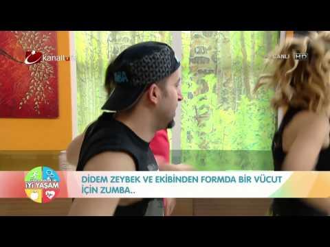 Zumba Fitness on Kanaltürk -  Lylloo & Jessy Matador - Echo