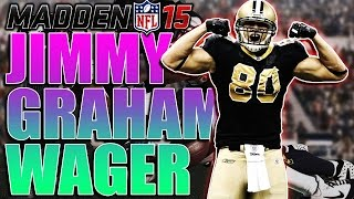 EA Has It Out For Me! (350k Wager Match Vs Obey) - Madden 15 PS4 Ultimate Team
