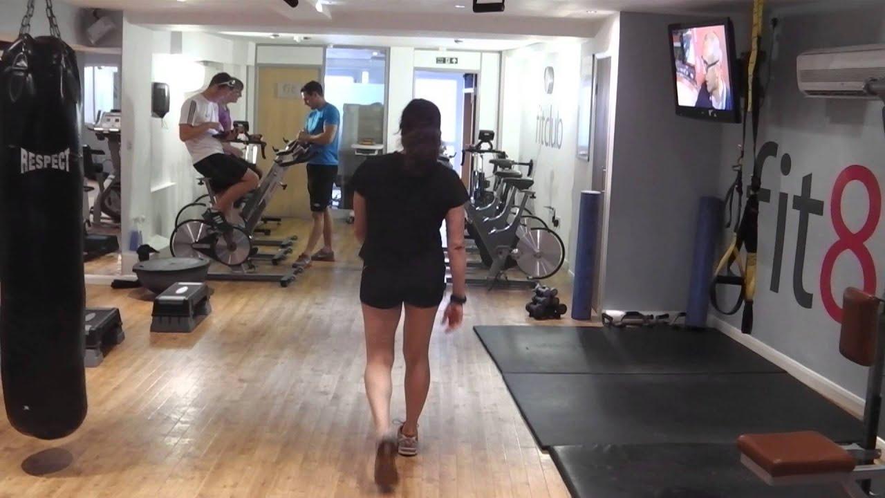 Walking 10 Weeks Post Hip Replacement Youtube