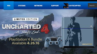 Xbots SALTY about the Uncharted 4 PS4 Bundle LOL