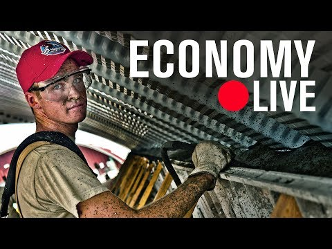 The decline of the white working class: Featuring J. D. Vance and Charles Murray | LIVE STREAM
