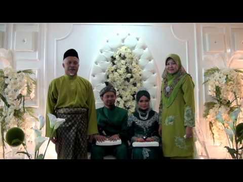 Majlis Persandingan Fakhrul & Assima