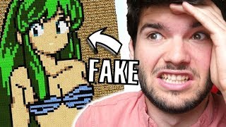 CES VIDEOS MINECRAFT SONT FAKE ! (explications)