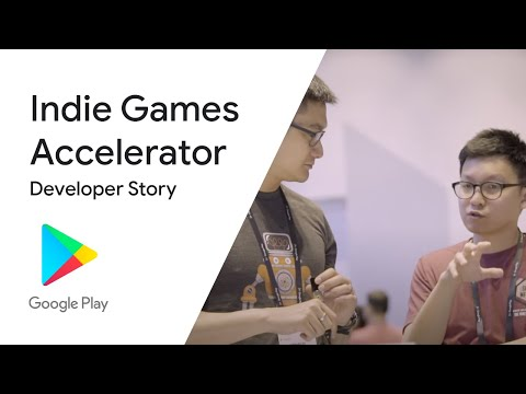 Indie Games Accelerator Journey   MochiBits (Android Developer Story)