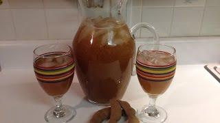 Receta: Como hacer jugo/agua de tamarindo!