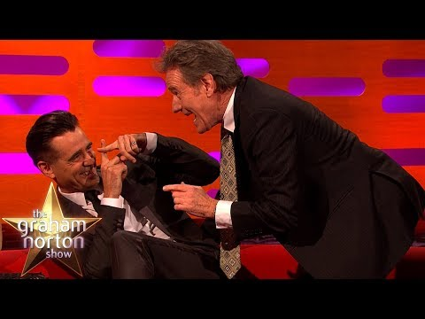 Download Youtube: Bryan Cranston Got Caught Having Sex In A Tunnel In The Alps | The Graham Norton Show