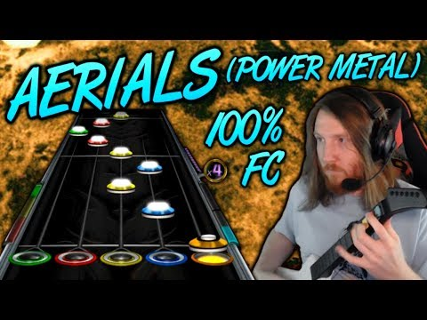 Aerials by System of a Down but it's Power Metal 100% FC