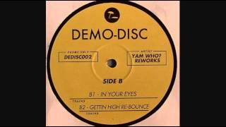 Yam Who? - In Your Eyes (Demo-Disc)