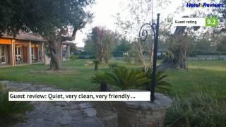 Antica Ravenna Residence *** Hotel Review 2017 HD, Ravenna, Italy
