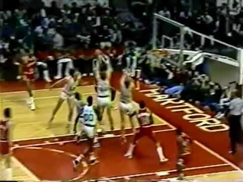 1985: Rookie MJ collides with Rookie Charles Barkley (literally)