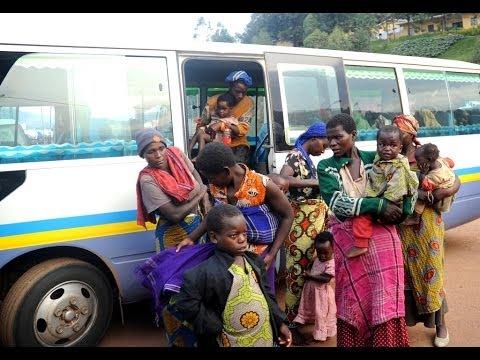 Gucyura impunzi z'Abanyarwanda no gusubiza abatahuka mu buzima busanzwe - Documentary film