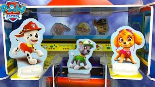 BUILD A STORY PAW PATROL LOOKOUT TOWER PLAYSET - UNBOXING