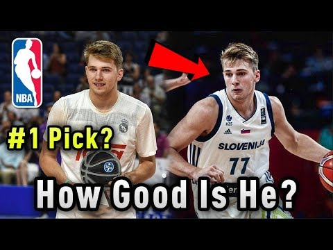How GOOD Is Luka Doncic ACTUALLY? Will He Be The #1 Pick in The 2018 NBA Draft?