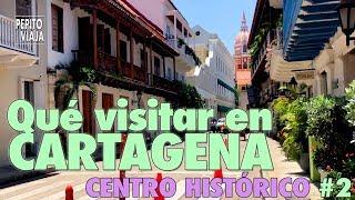 Qué visitar en CARTAGENA, Centro Histórico #2 | Pepito Viaja