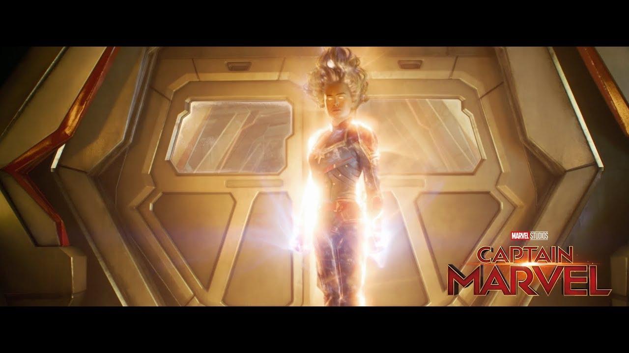 "Marvel Studios' Captain Marvel | ""Born Free"" TV Spot"