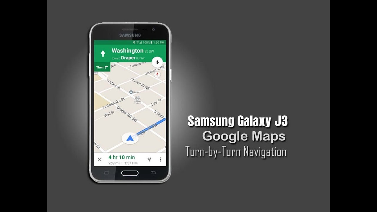 Samsung Galaxy J3 - Google Maps Using Turn-by-Turn Navigation on search maps, googlr maps, aerial maps, gppgle maps, waze maps, stanford university maps, aeronautical maps, road map usa states maps, topographic maps, online maps, amazon fire phone maps, android maps, goolge maps, googie maps, microsoft maps, gogole maps, bing maps, msn maps, ipad maps, iphone maps,