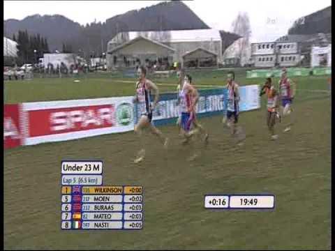 European Cross Country Championships 2011 Under 23 Men Velenje 2011