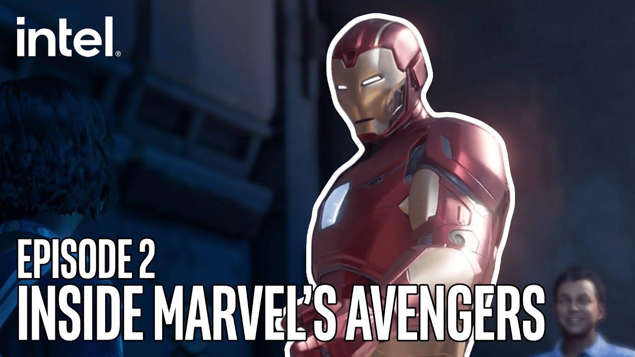 Inside Marvel's Avengers: Episode 2   Intel Gaming