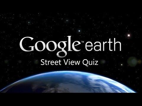 Google Earth Street View Quiz - Bristol (UK) Edition