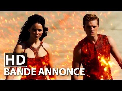 Hunger Games  l'Embrasement  Bandeannonce 2 Français  French  HD