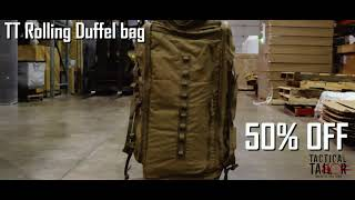 TT- Tuesday Soft Suitcase & Rolling Duffle