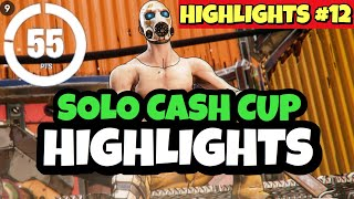 High Ground - SOLO CASH CUP Highlights! (Ooo La La MONTAGE)