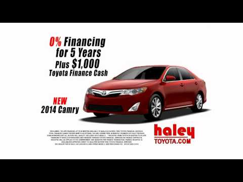 Haley Toyota Richmond VA January Savings Event