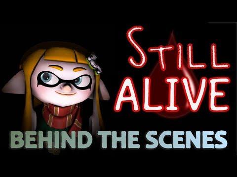 [Splatoon SFM] Still Alive: Behind the Scenes (Halloween Special)