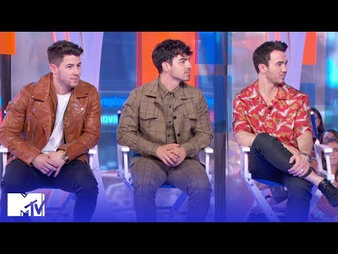 The Jonas Brothers Reveal Who Cried Listening To Happiness Begins | MTV