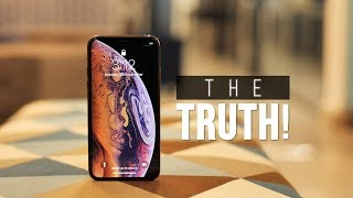 iPhone XS: The Truth!