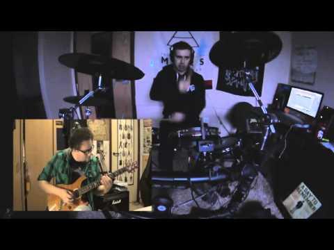 Braken - To The Stars (Guitar & Drum Cover)