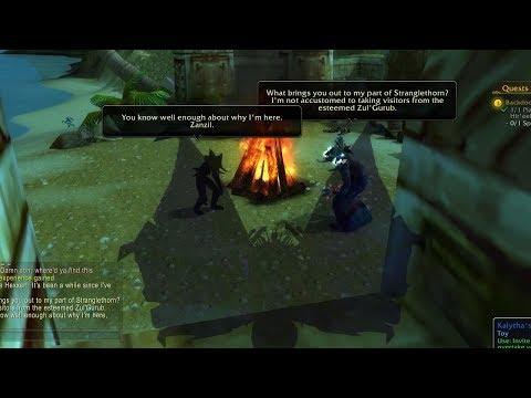 World Of Warcraft Quest Info: Backdoor Dealings