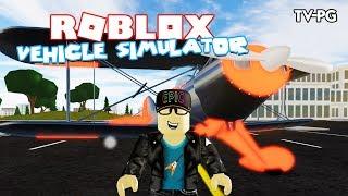 UPDATES, SECRET ISLAND & WE TAKE TO THE SKIES! | Roblox Vehicle Simulator
