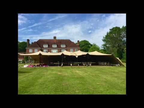 Sussex Marquees - Our Stretch Tents