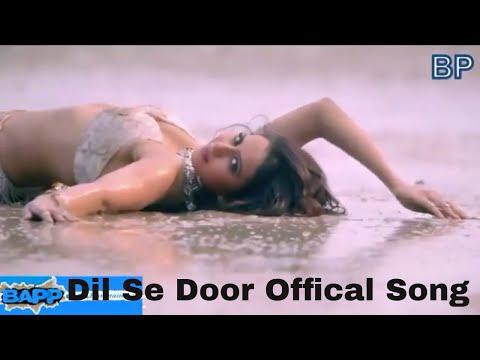 Aiyaary Song Dil Se Door Offical Song Armaan Malik ,Sidharth Malhotra, Rakul Preet  Romantic Song