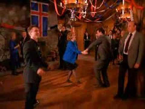 Twin Peaks Dance
